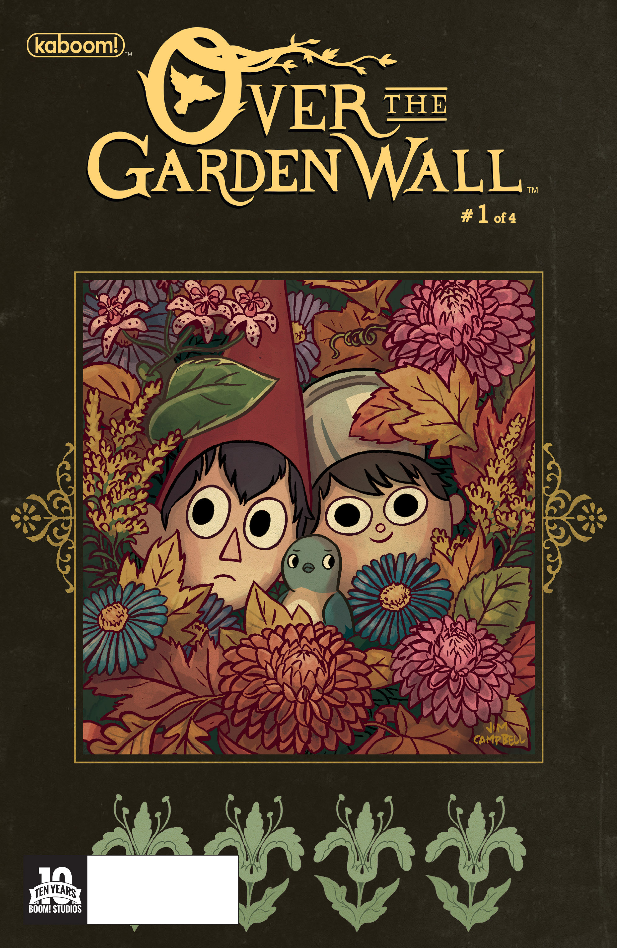 Over the Garden Wall (2015) 1 Page 1