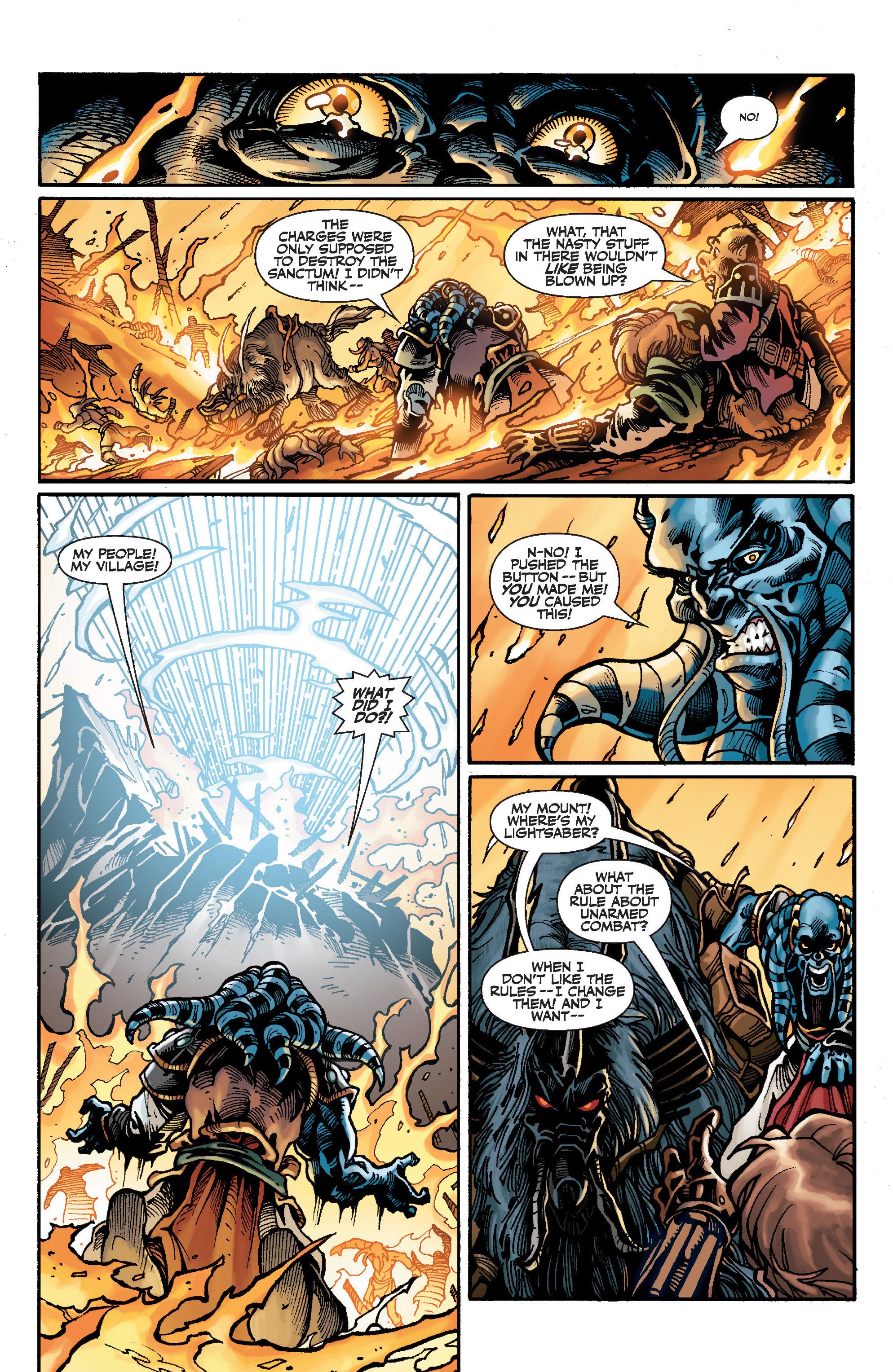 Read online Star Wars Omnibus comic -  Issue # Vol. 32 - 271