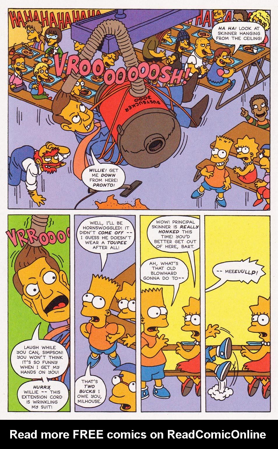 Read online Simpsons Comics comic -  Issue #2 - 5