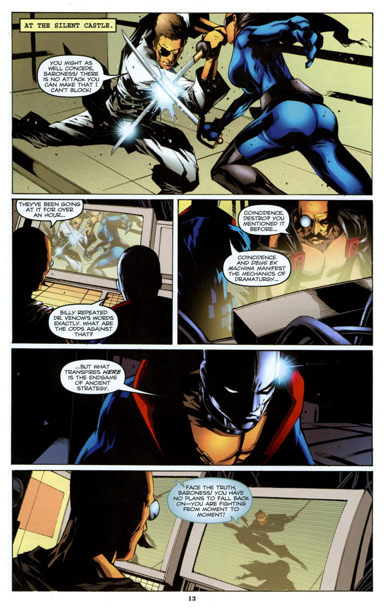 G.I. Joe: A Real American Hero 157 Page 14