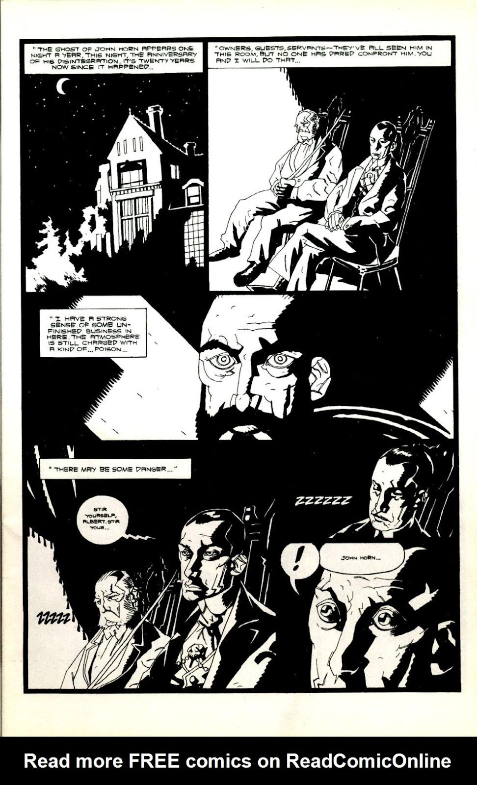 Dark Horse Presents (1986) Issue #142 #147 - English 5