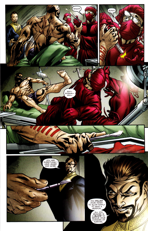 Read online G.I. Joe: Snake Eyes comic -  Issue #2 - 21