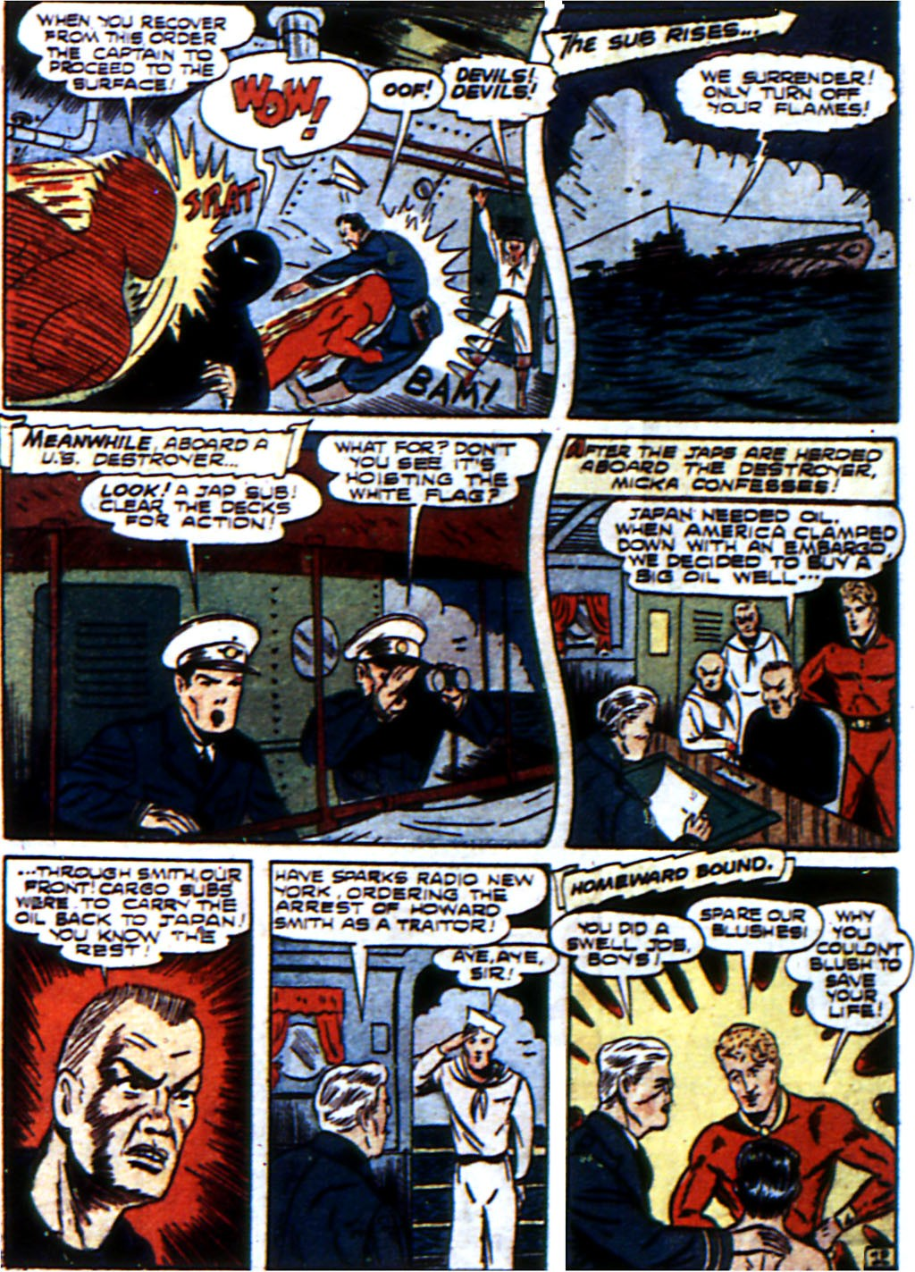 Read online All-Winners Comics comic -  Issue #3 - 15