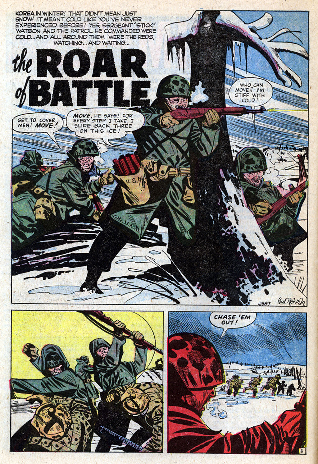 Marines in Action issue 8 - Page 10