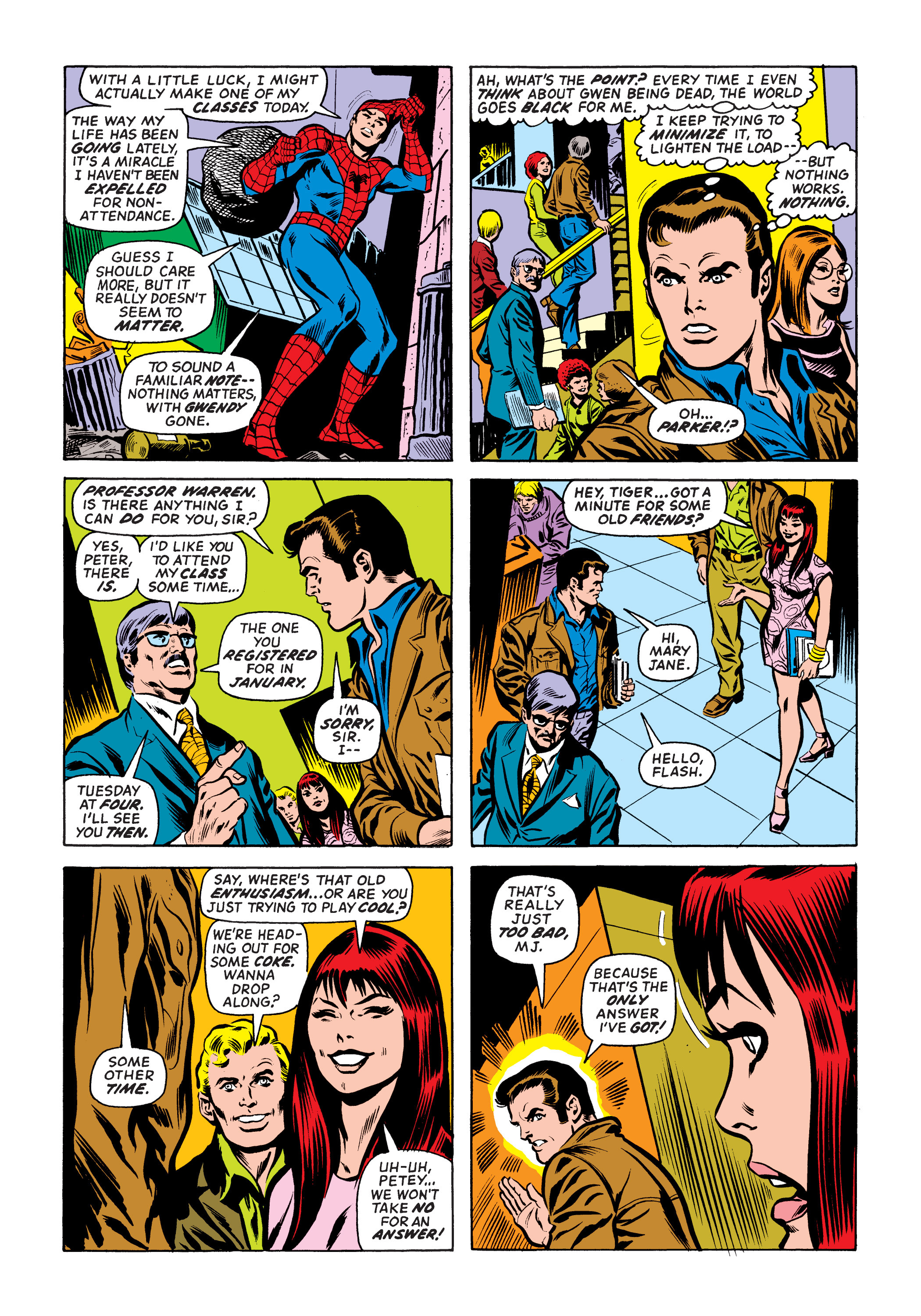 The Amazing Spider-Man (1963) 126 Page 4