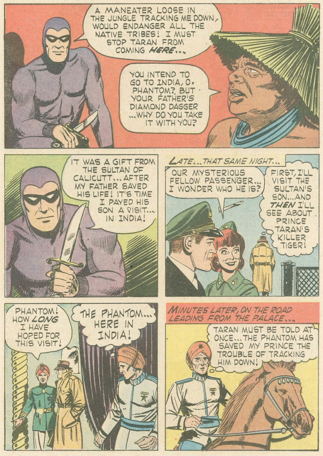 The Phantom (1966) issue 21 - Page 19
