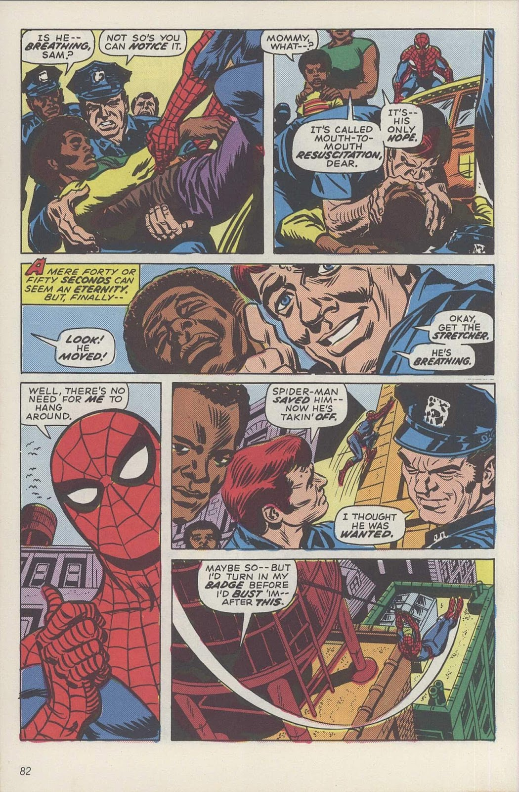 The Amazing Spider-Man (1979) issue TPB - Page 84