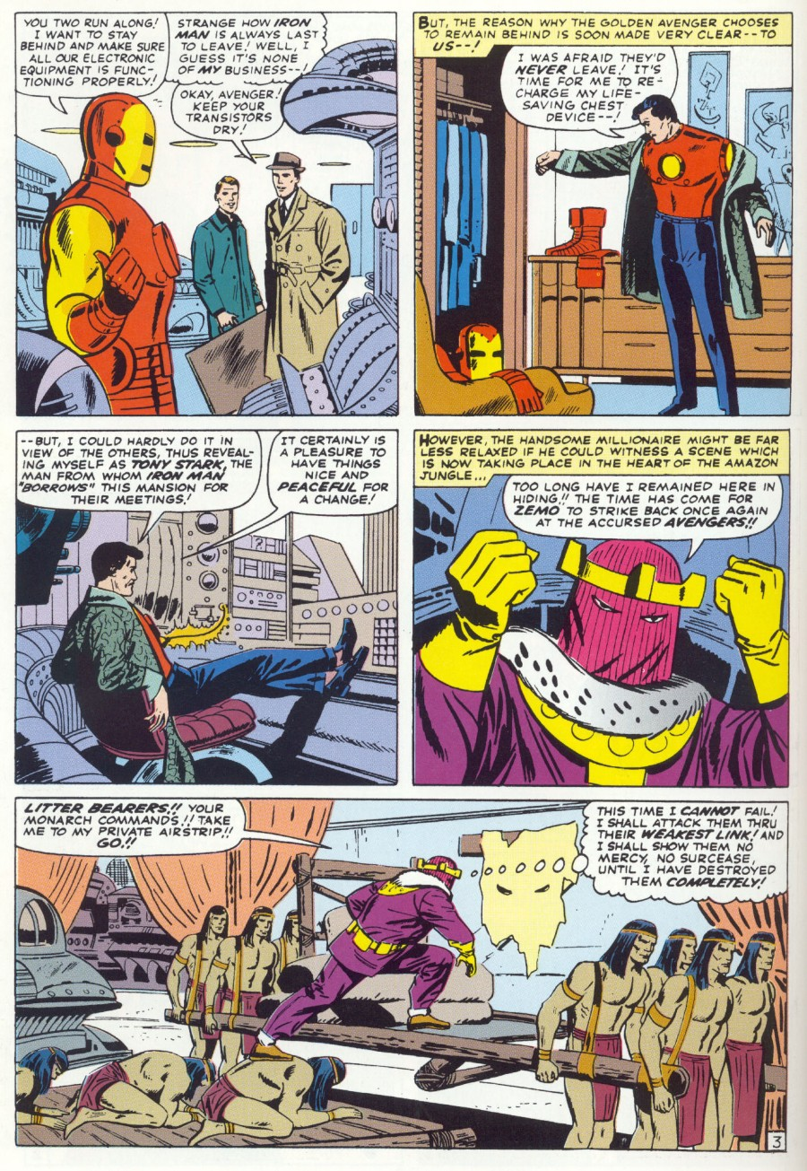 The Avengers (1963) 15 Page 3