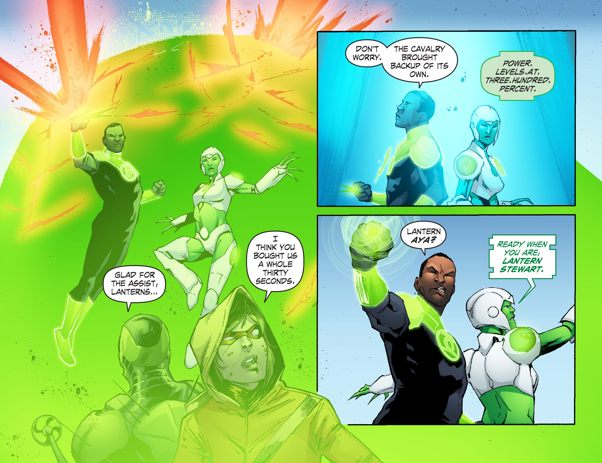 Read online Smallville: Continuity comic -  Issue #5 - 10