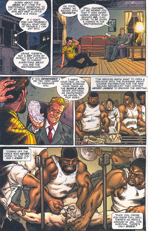Read online The Exterminators comic -  Issue #15 - 3