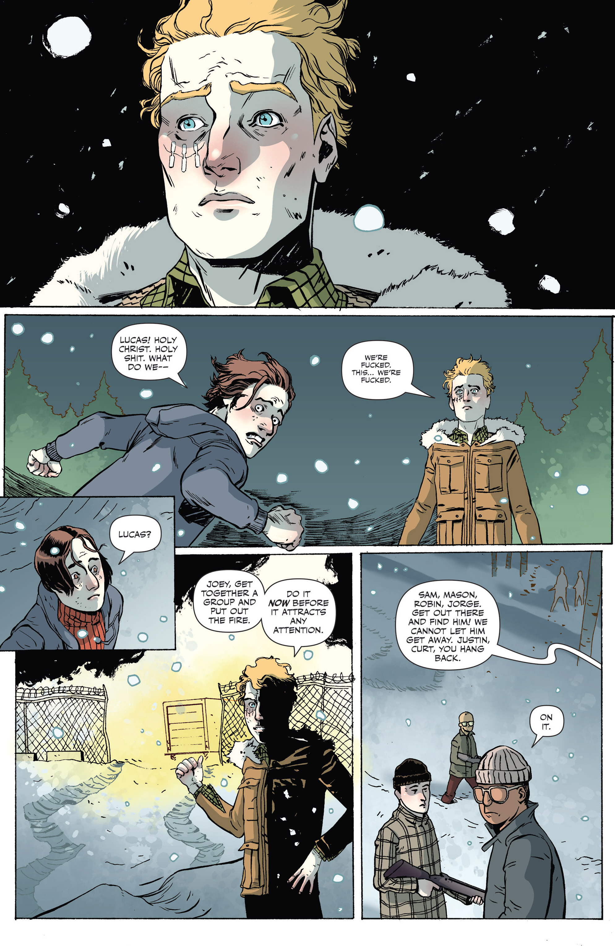 Read online Sheltered comic -  Issue #7 - 7