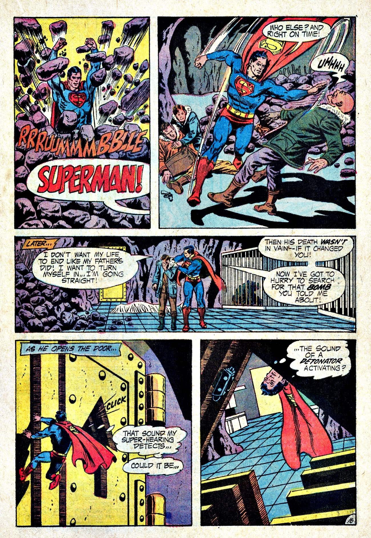 Read online Action Comics (1938) comic -  Issue #407 - 20