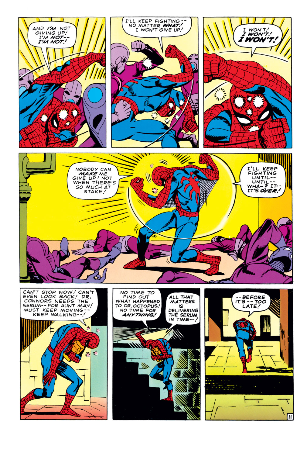 The Amazing Spider-Man (1963) 33 Page 11