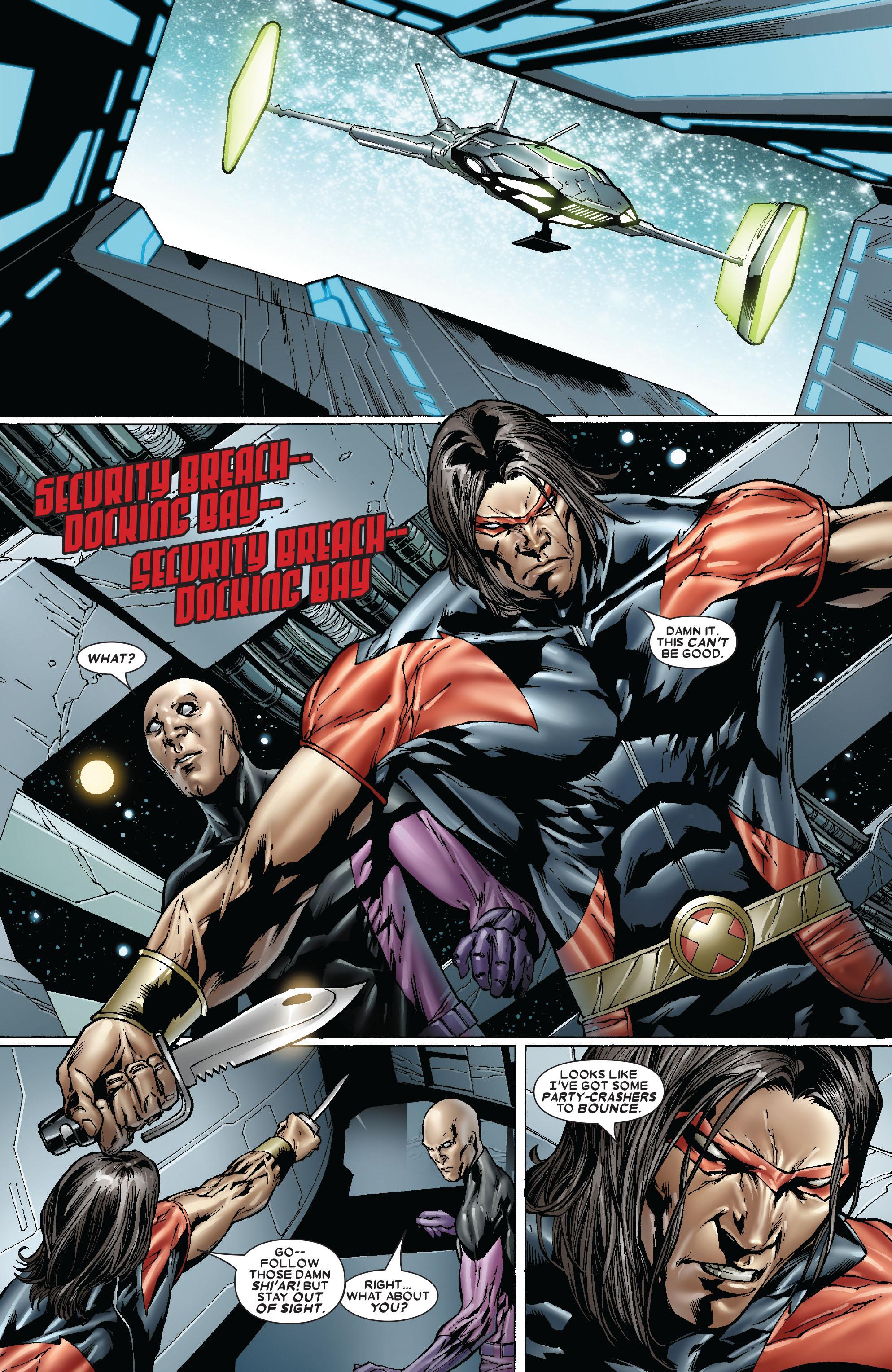 Read online Uncanny X-Men (1963) comic -  Issue #479 - 11