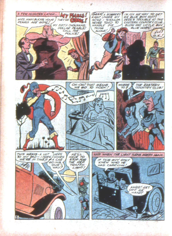 Read online Sensation (Mystery) Comics comic -  Issue #15 - 52