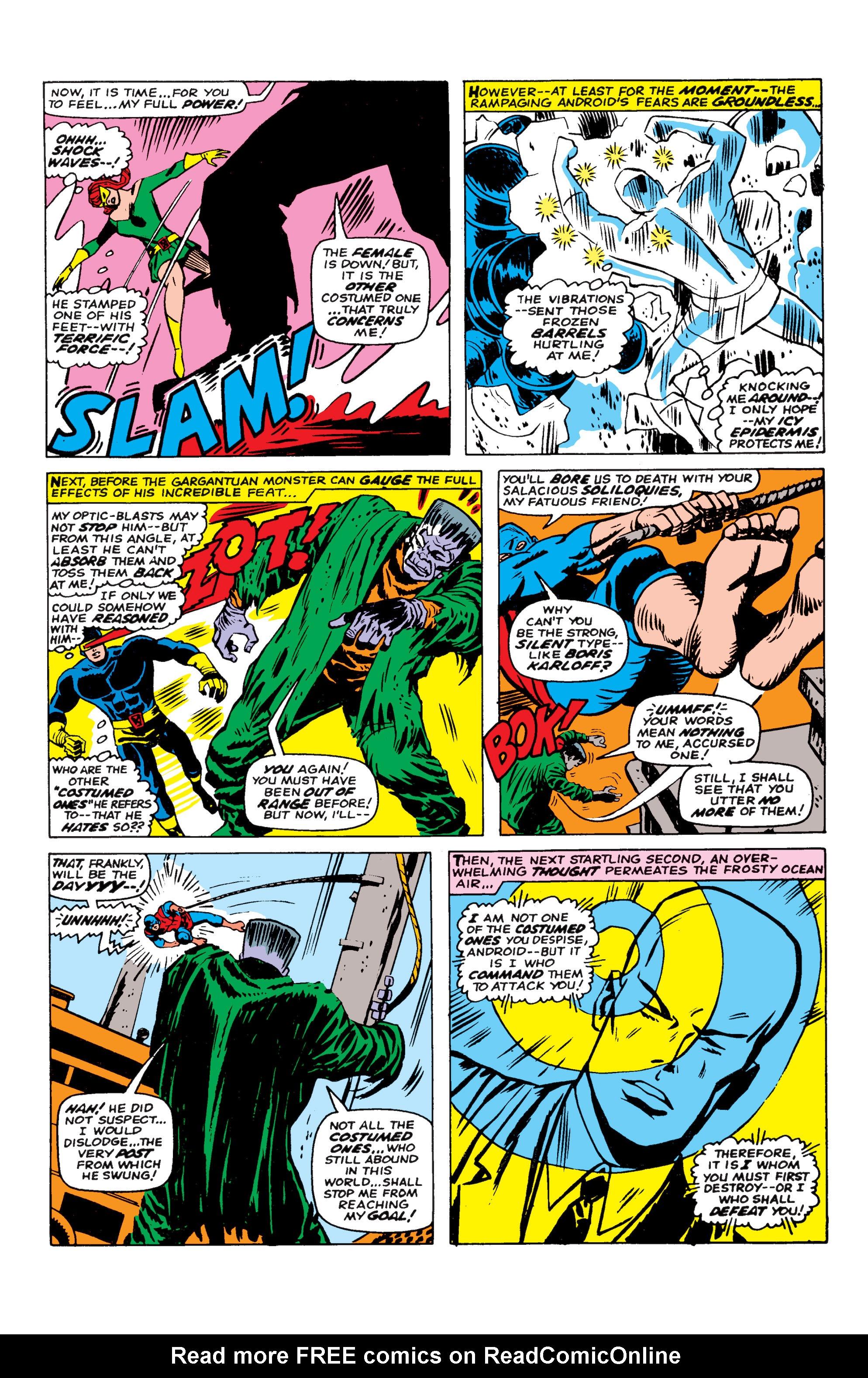 Uncanny X-Men (1963) 40 Page 13