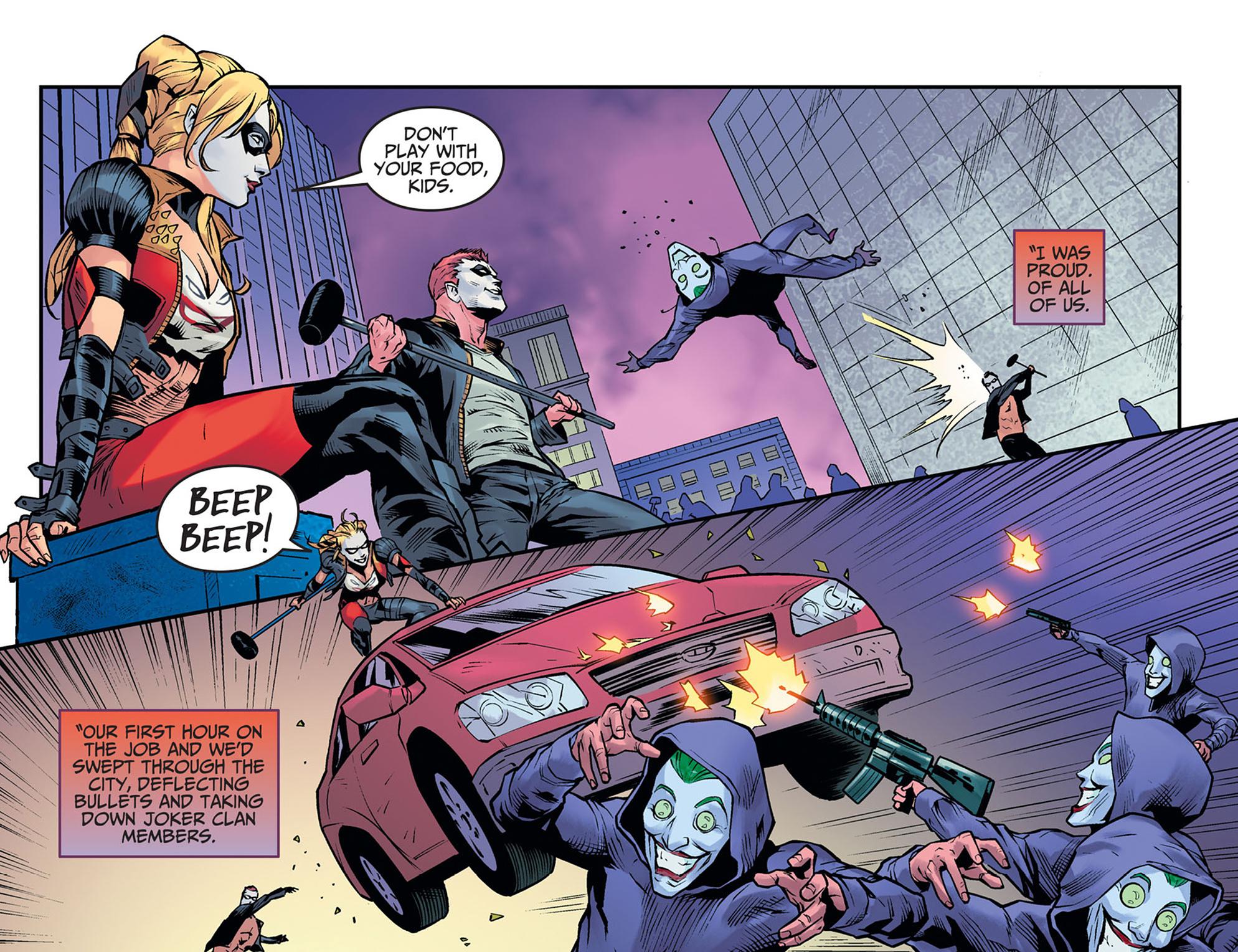Read online Injustice: Ground Zero comic -  Issue #20 - 16