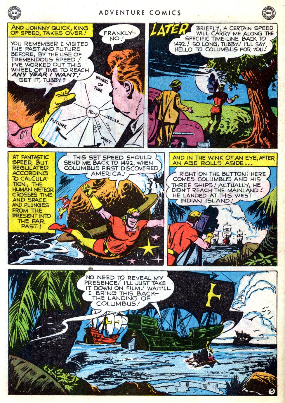 Read online Adventure Comics (1938) comic -  Issue #137 - 44