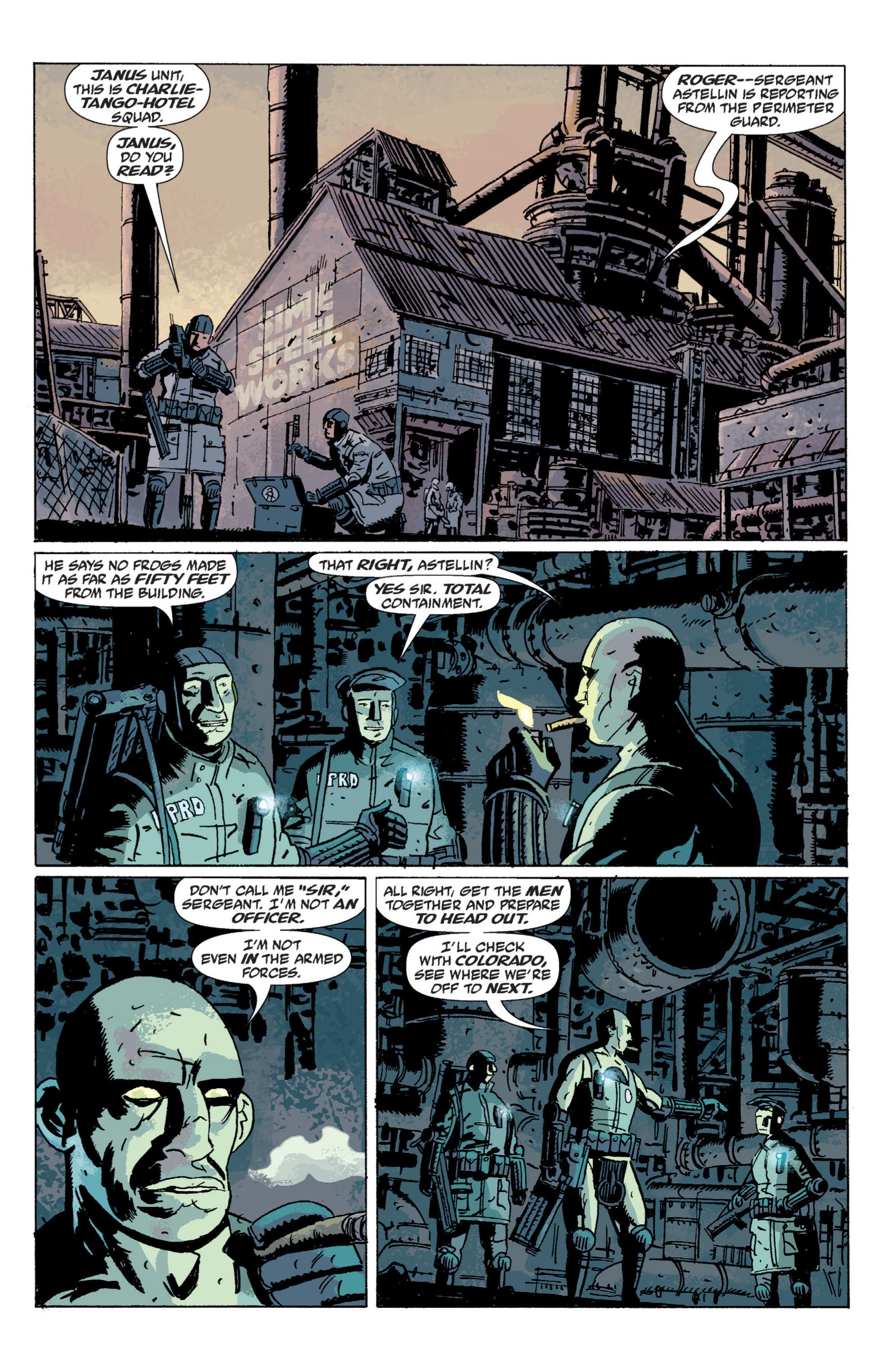 Read online B.P.R.D. (2003) comic -  Issue # TPB 5 - 78