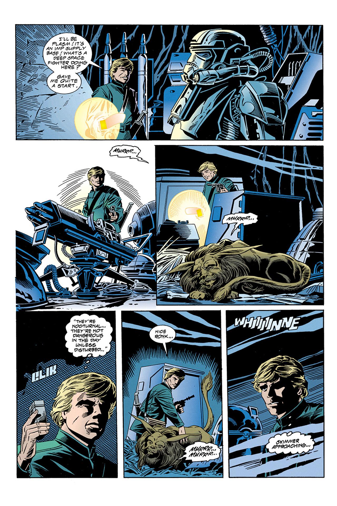 Read online Star Wars Omnibus comic -  Issue # Vol. 1 - 142