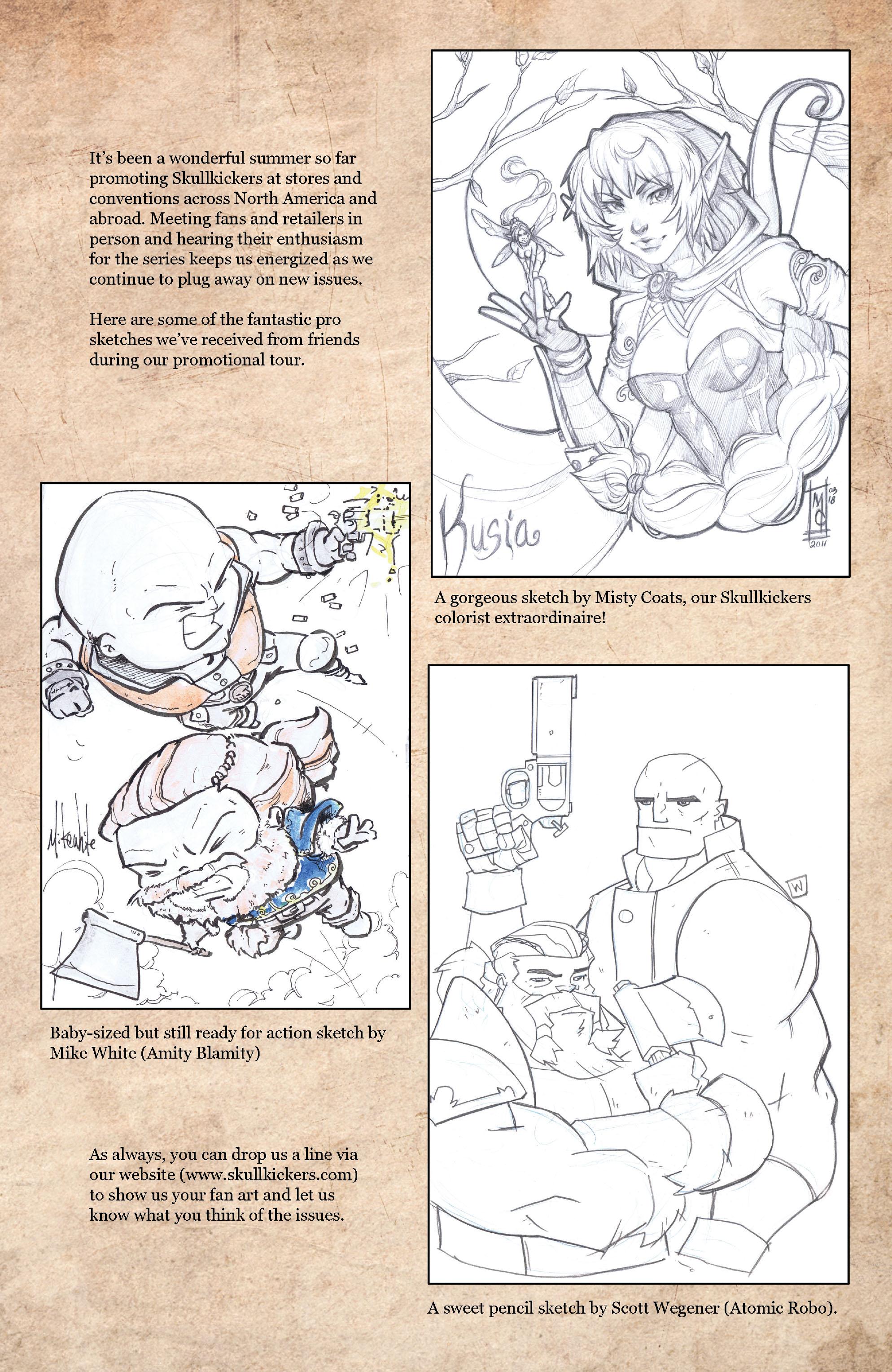 Read online Skullkickers comic -  Issue #9 - 24