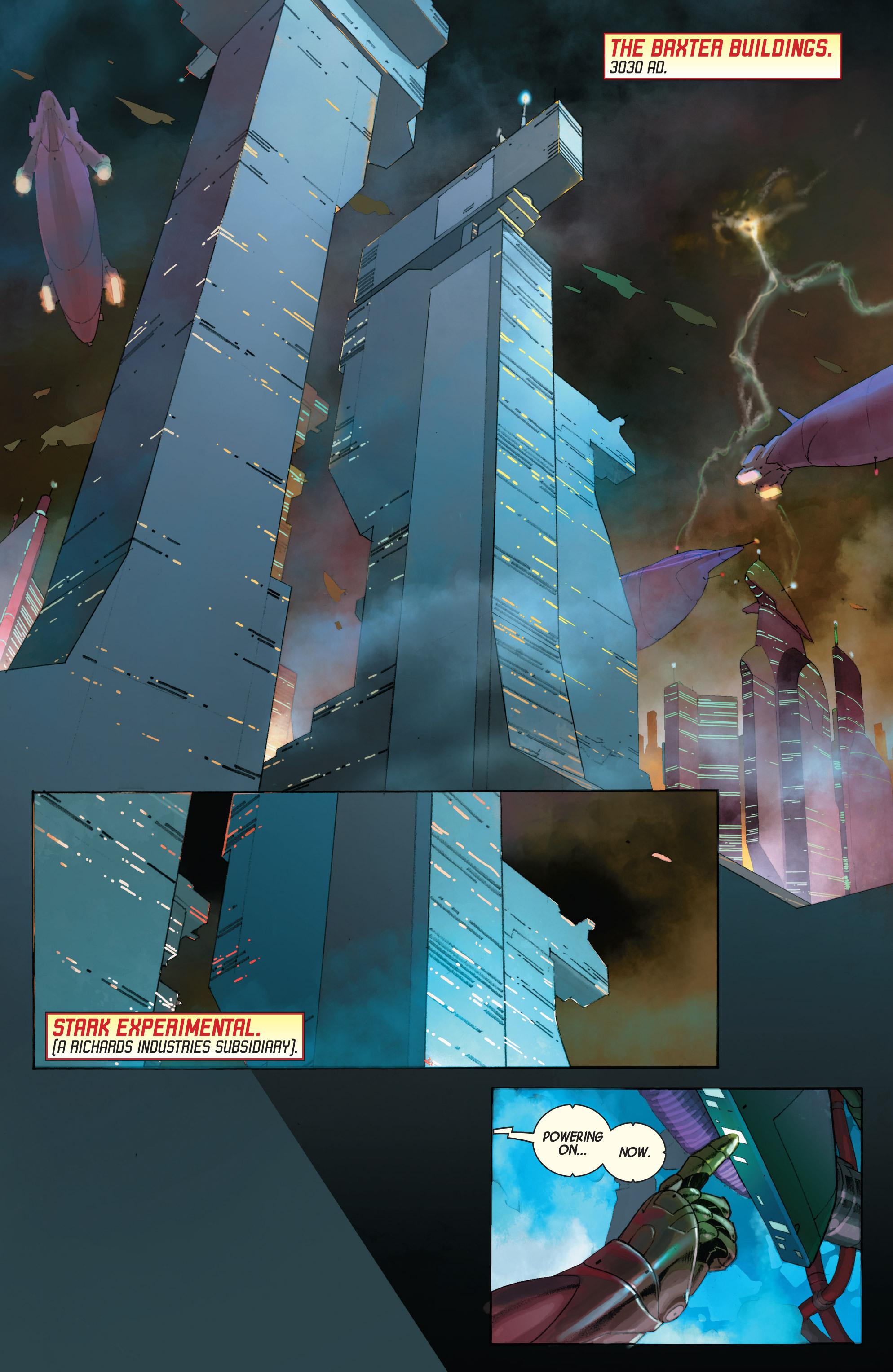 Read online Avengers (2013) comic -  Issue #Avengers (2013) _TPB 5 - 7