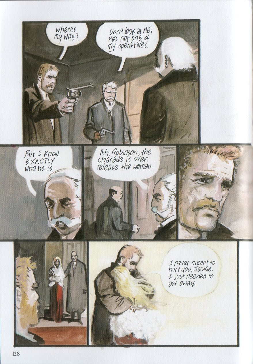 Read online The Black Diamond Detective Agency comic -  Issue # TPB - 121