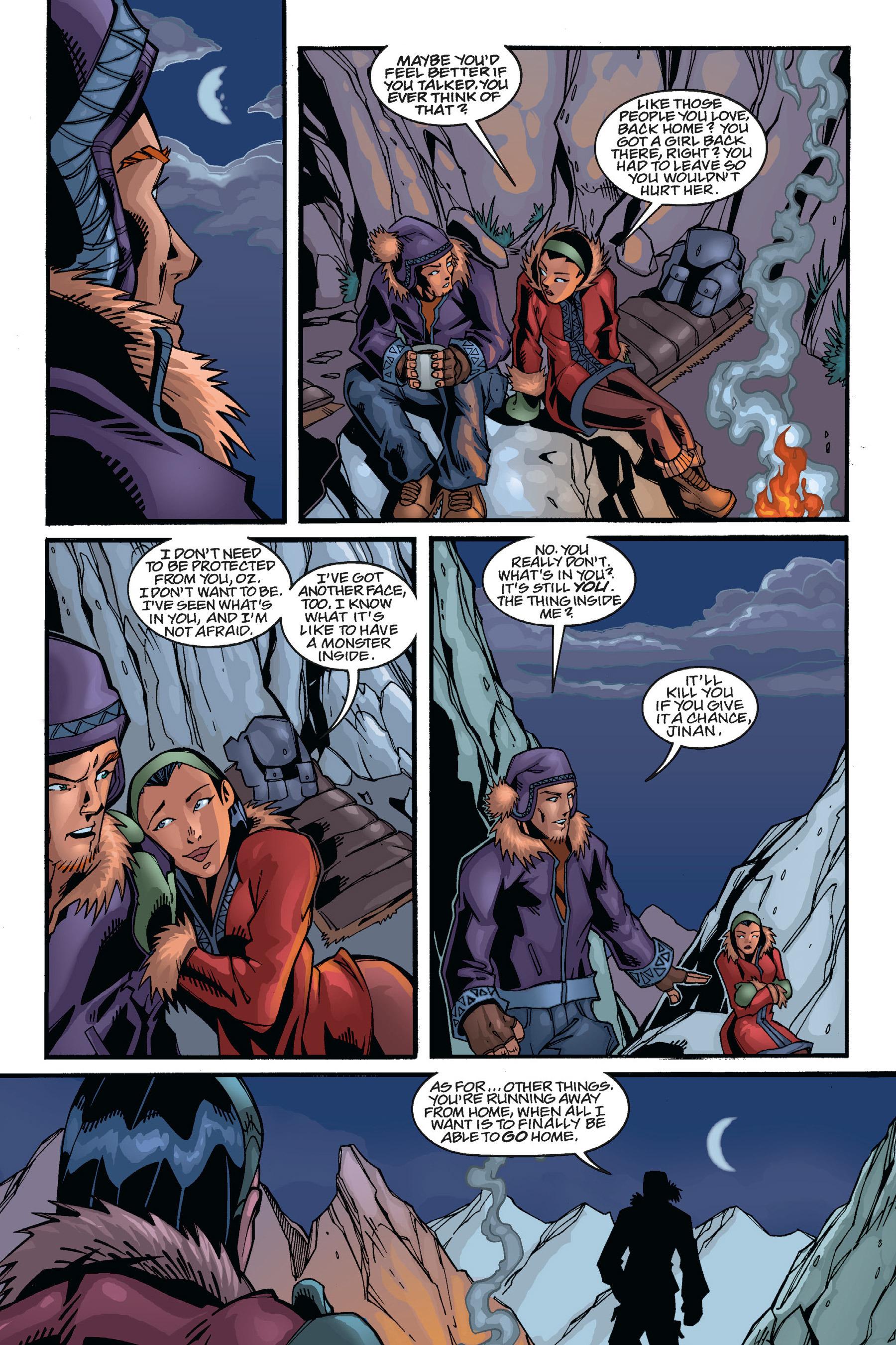 Read online Buffy the Vampire Slayer: Omnibus comic -  Issue # TPB 5 - 320