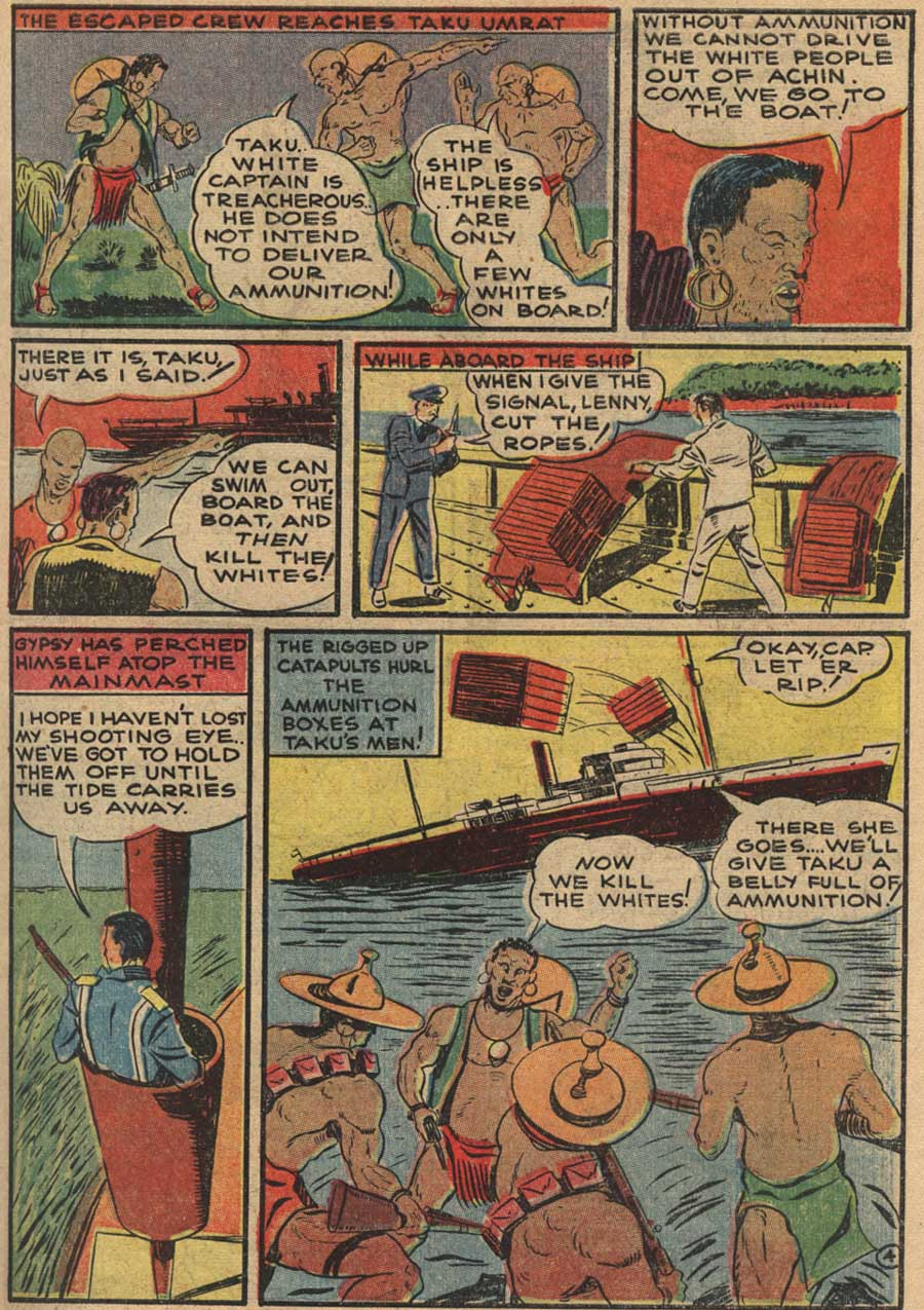 Blue Ribbon Comics (1939) issue 7 - Page 27