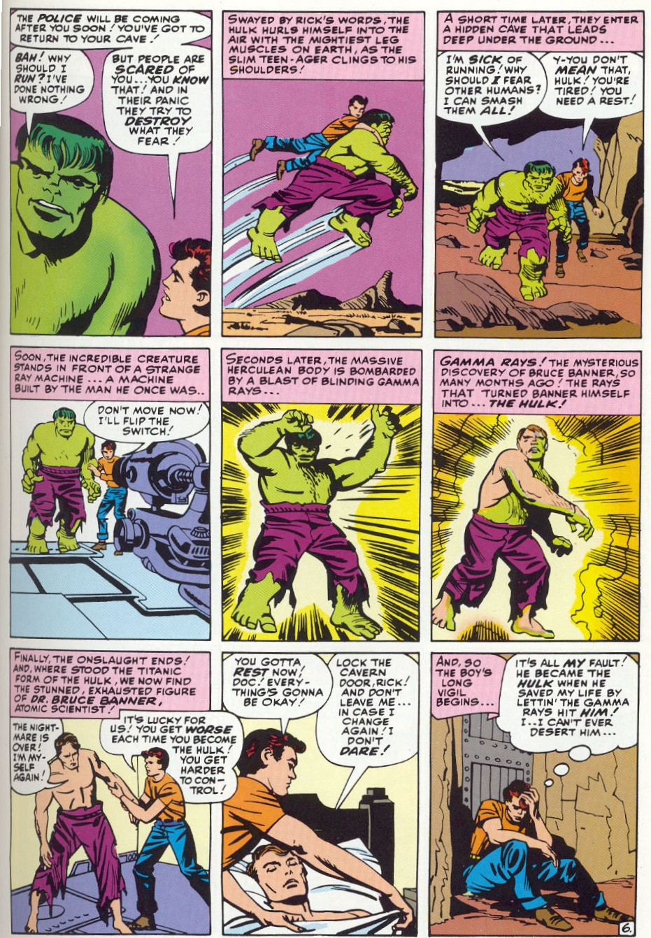 The Avengers (1963) 3 Page 6