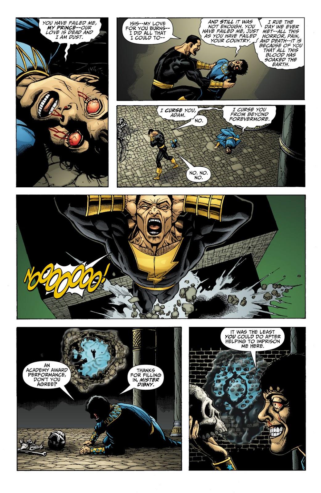 Black Adam: The Dark Age issue 6 - Page 18