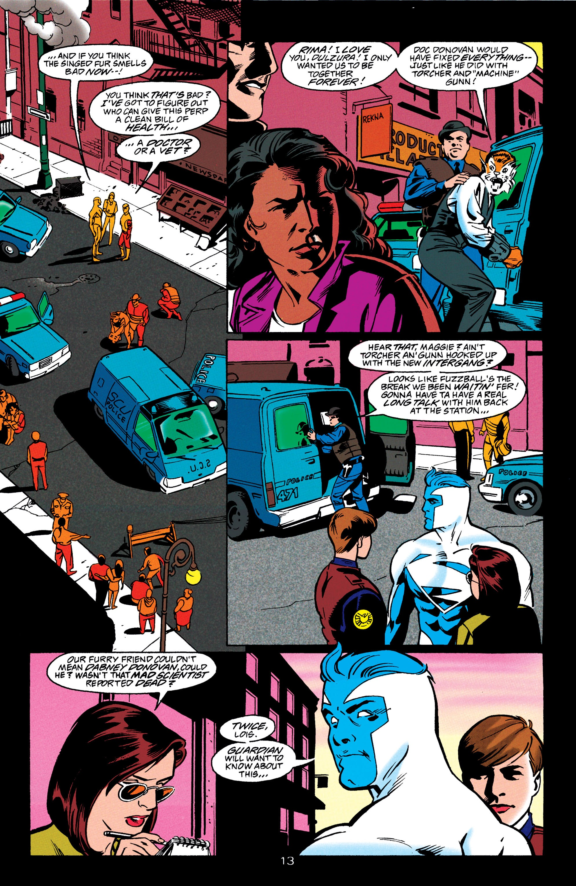 Adventures of Superman (1987) issue 550 - Page 14