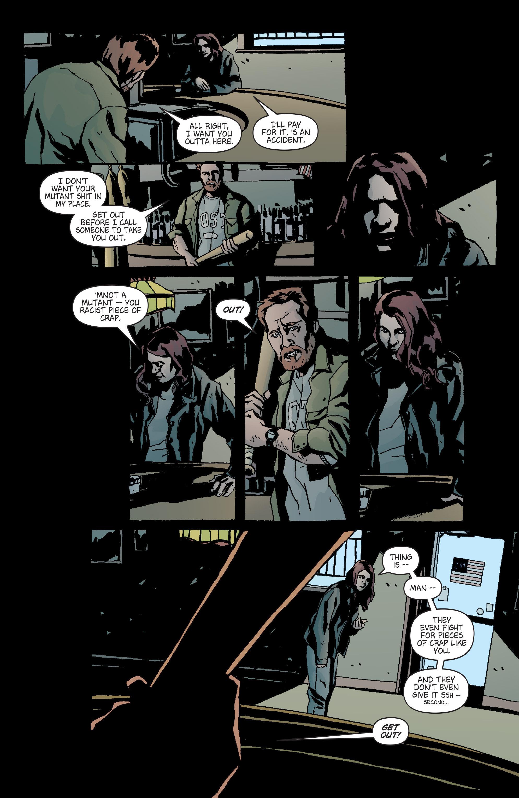 Read online Alias comic -  Issue #4 - 7