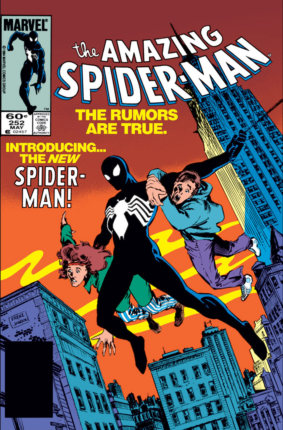 The Amazing Spider-Man (1963) 252 Page 1