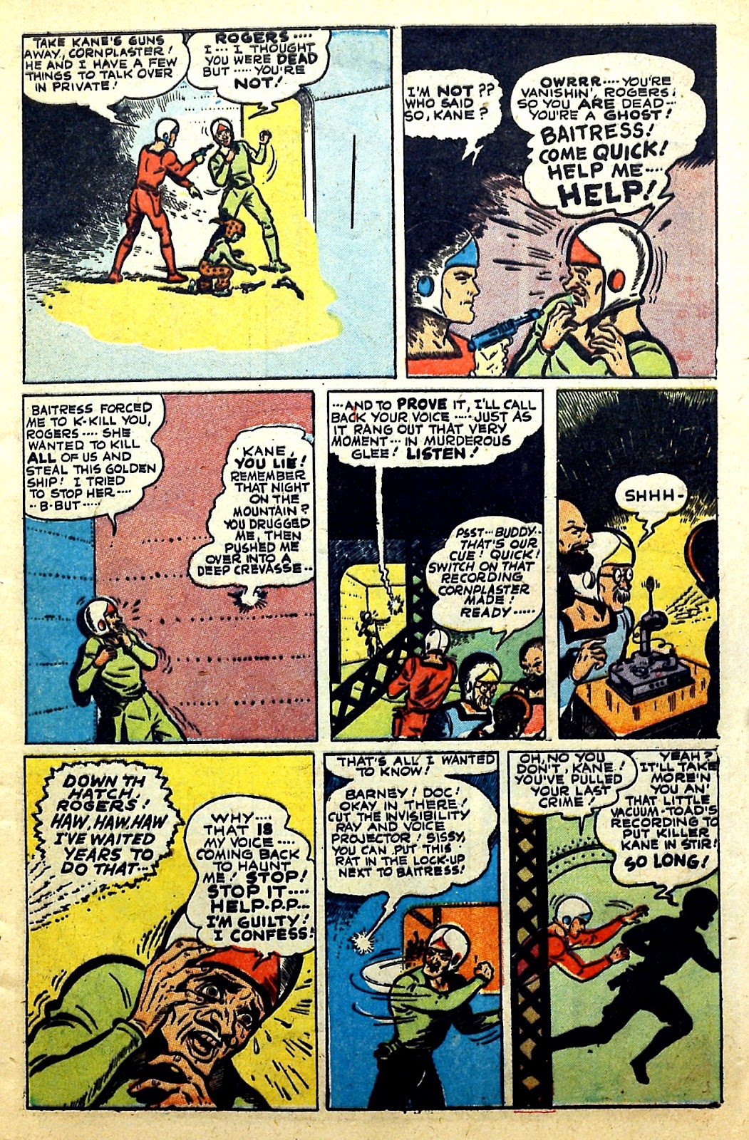 Read online Famous Funnies comic -  Issue #166 - 13