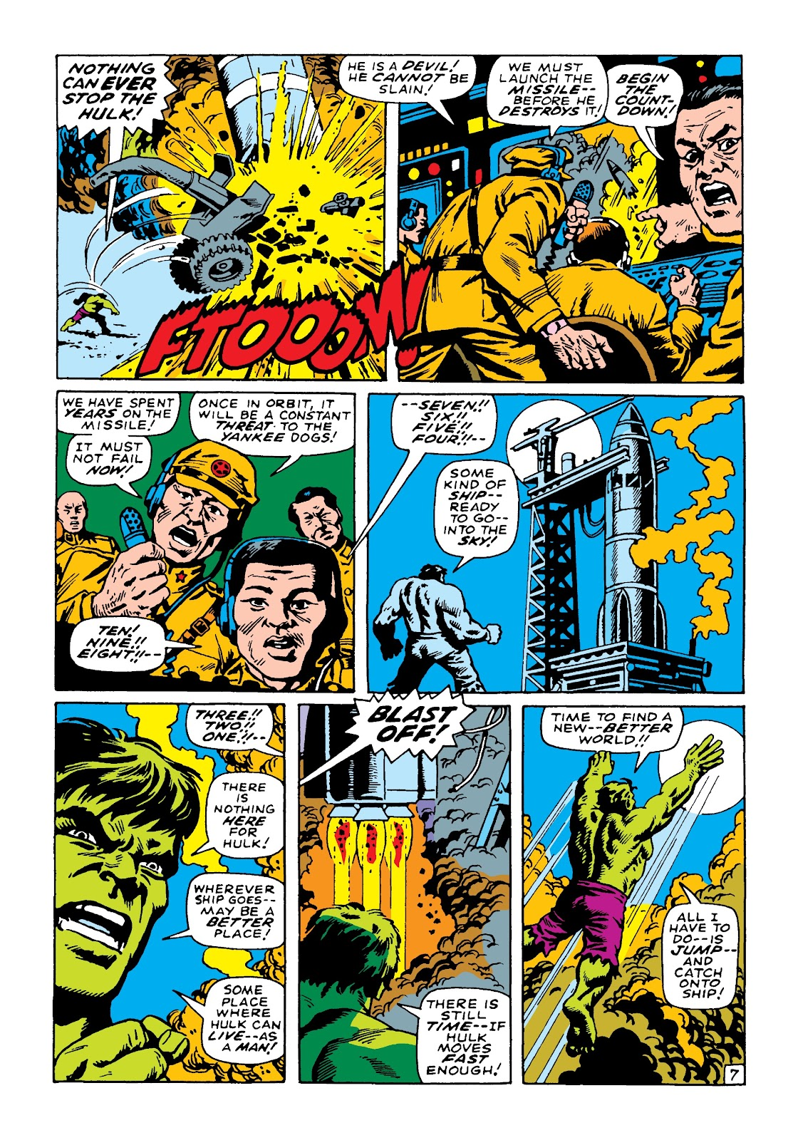 Read online Marvel Masterworks: The Incredible Hulk comic -  Issue # TPB 4 (Part 2) - 93