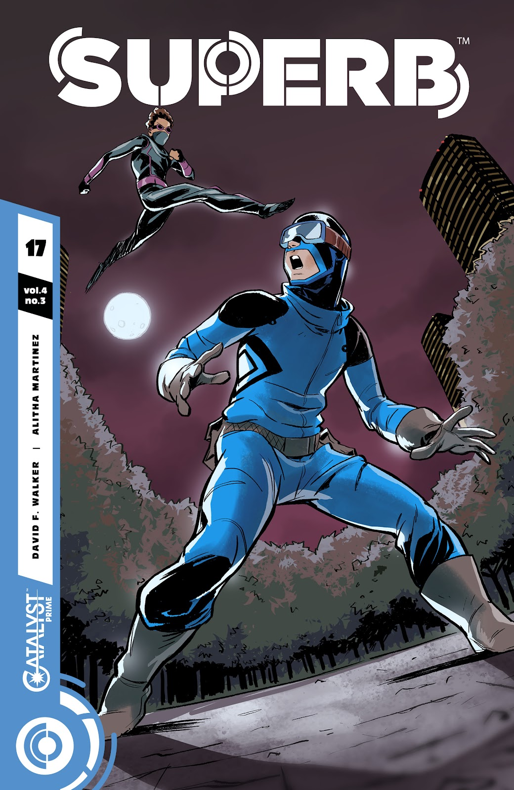Read online Superb comic -  Issue #17 - 1