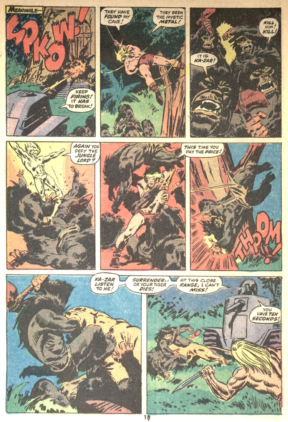 Astonishing Tales (1970) issue 14 - Page 13