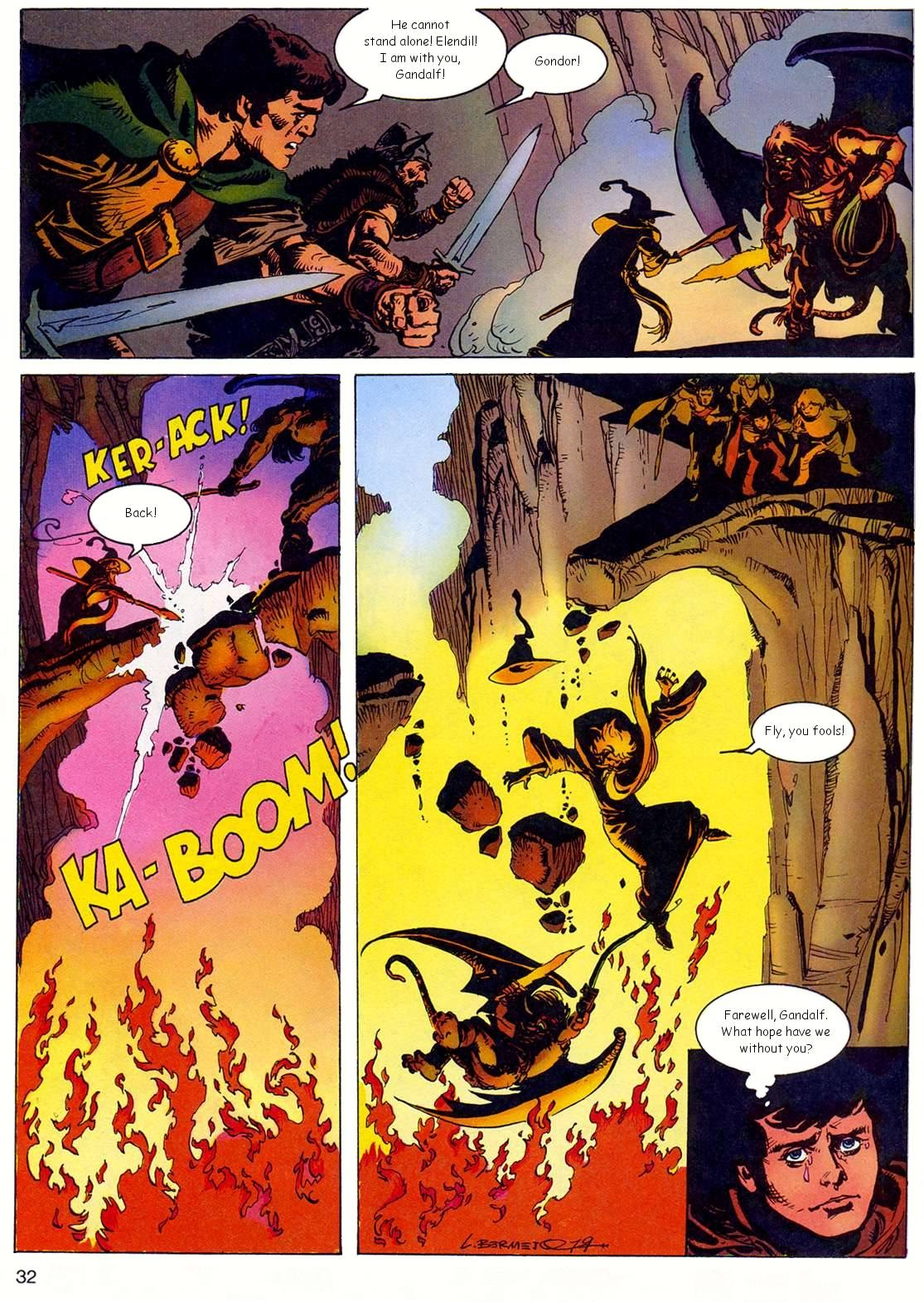 El Señor de los Anillos issue 2 - Page 29