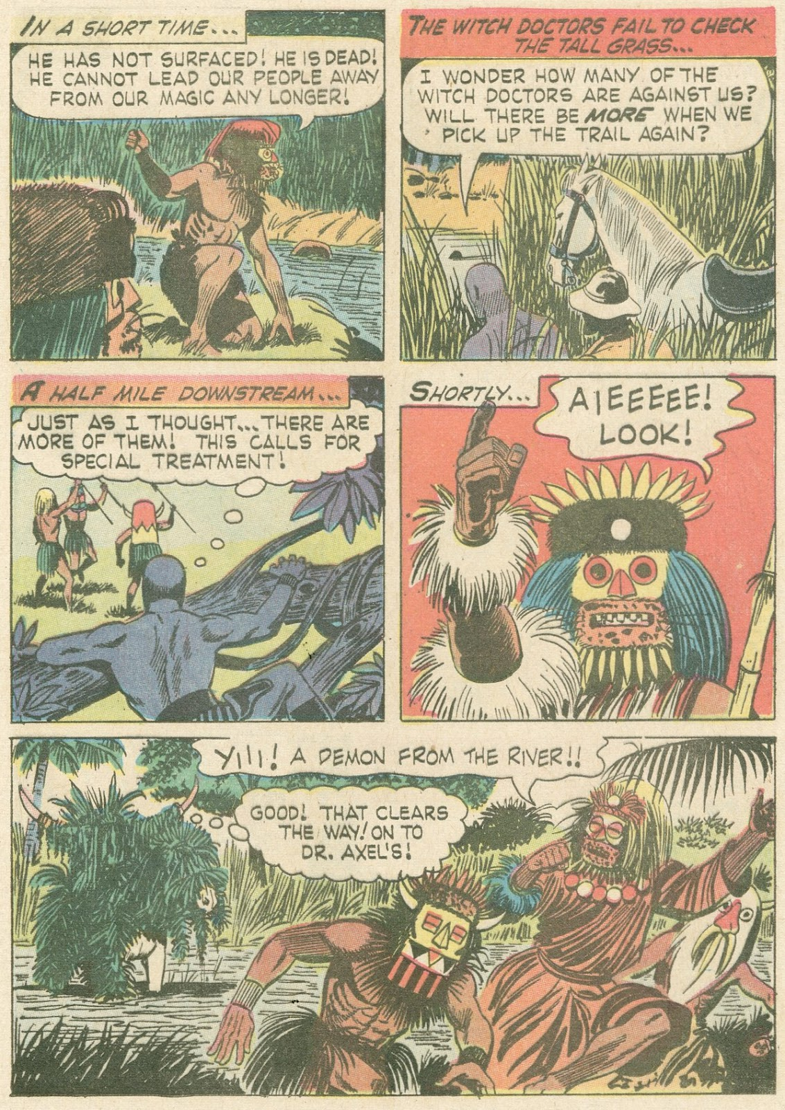 The Phantom (1966) issue 21 - Page 12