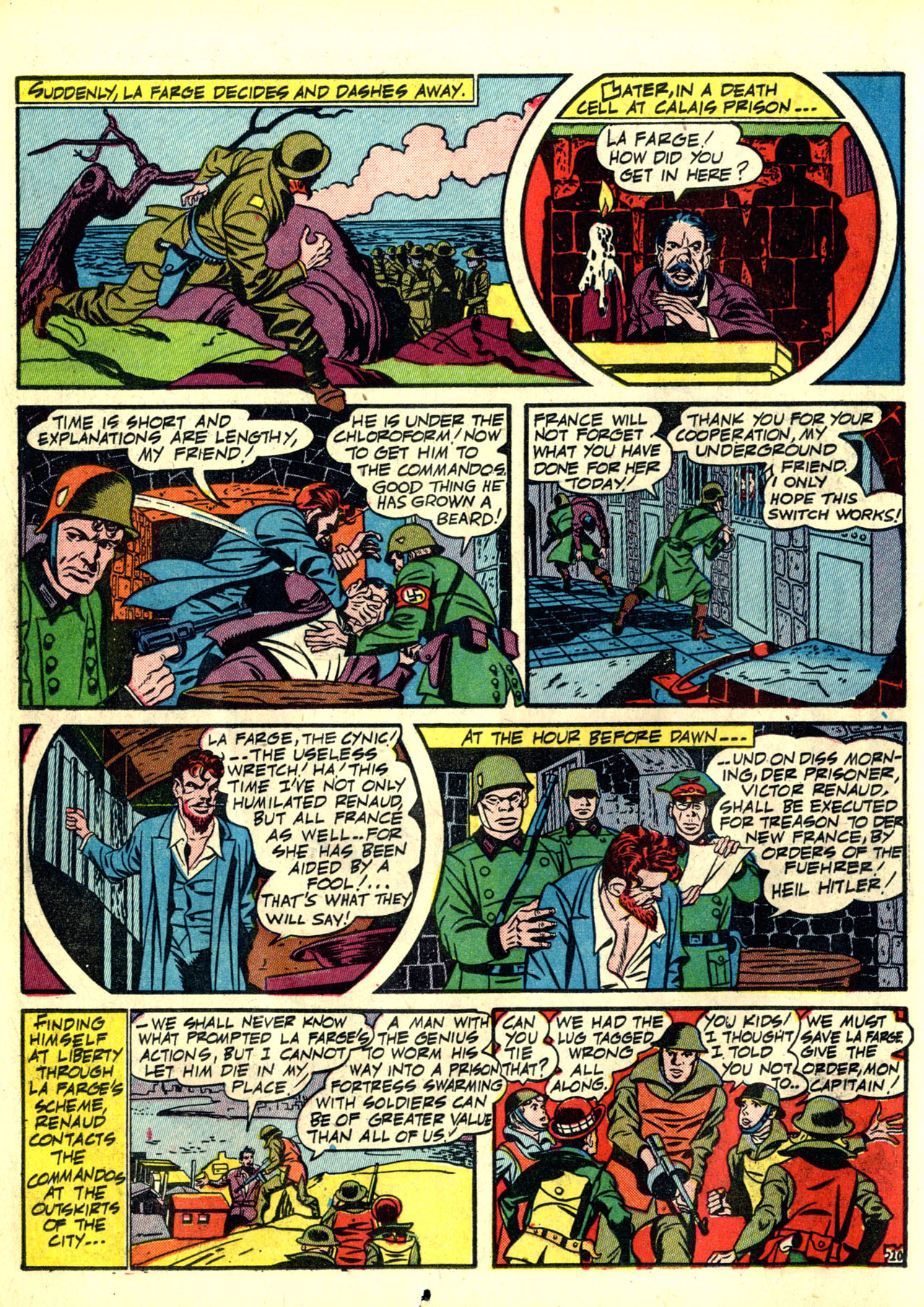 Detective Comics (1937) 64 Page 25
