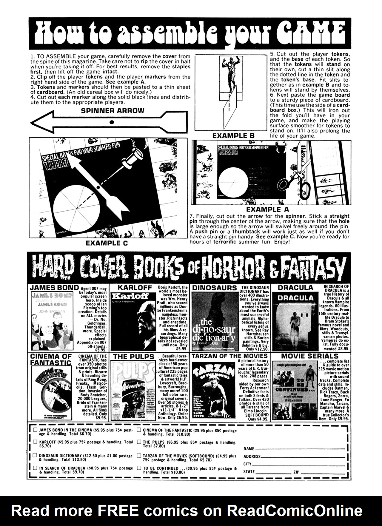 Read online Eerie Archives comic -  Issue # TPB 10 - 267