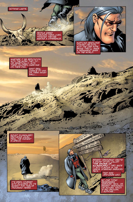 Read online Wonder Man (2007) comic -  Issue #2 - 2