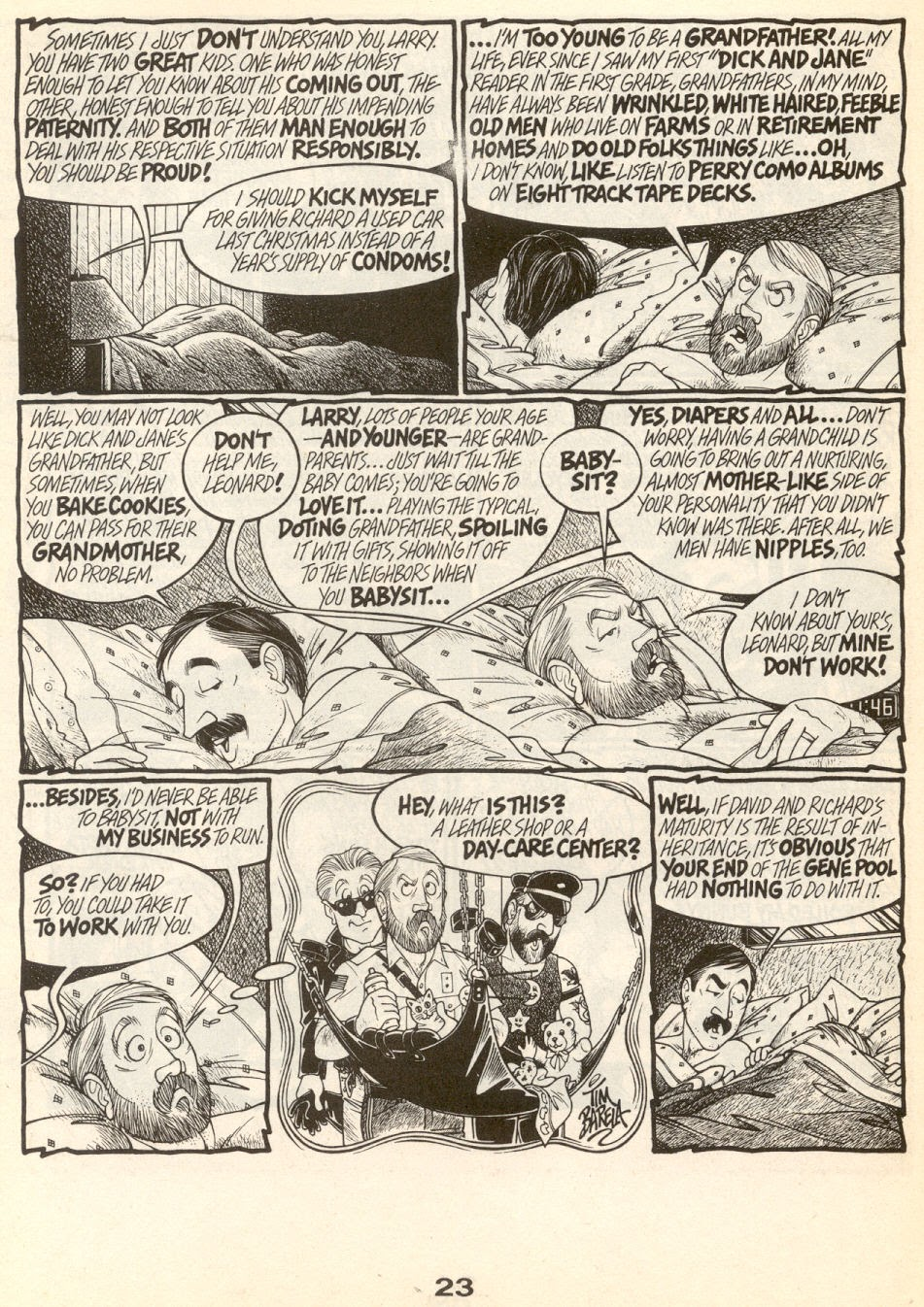 Gay Comix (Gay Comics) issue _Special_1 - Page 26