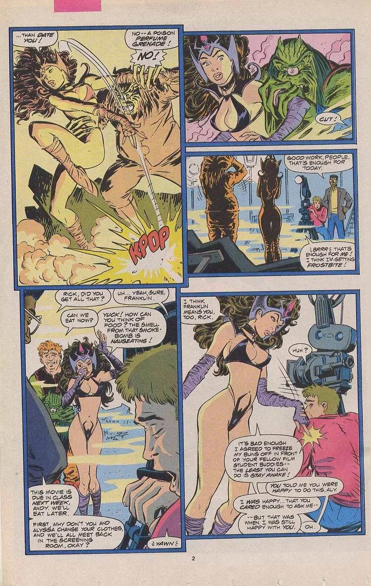 Read online Sleepwalker comic -  Issue #3 - 3