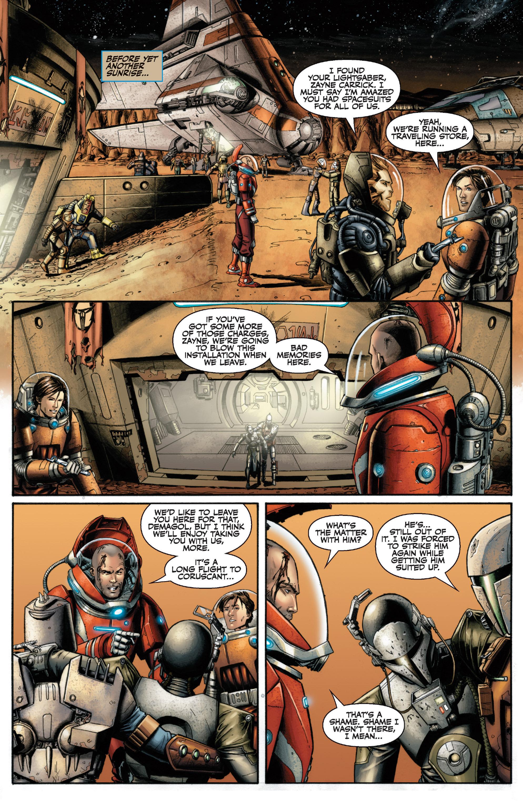 Read online Star Wars Omnibus comic -  Issue # Vol. 29 - 202