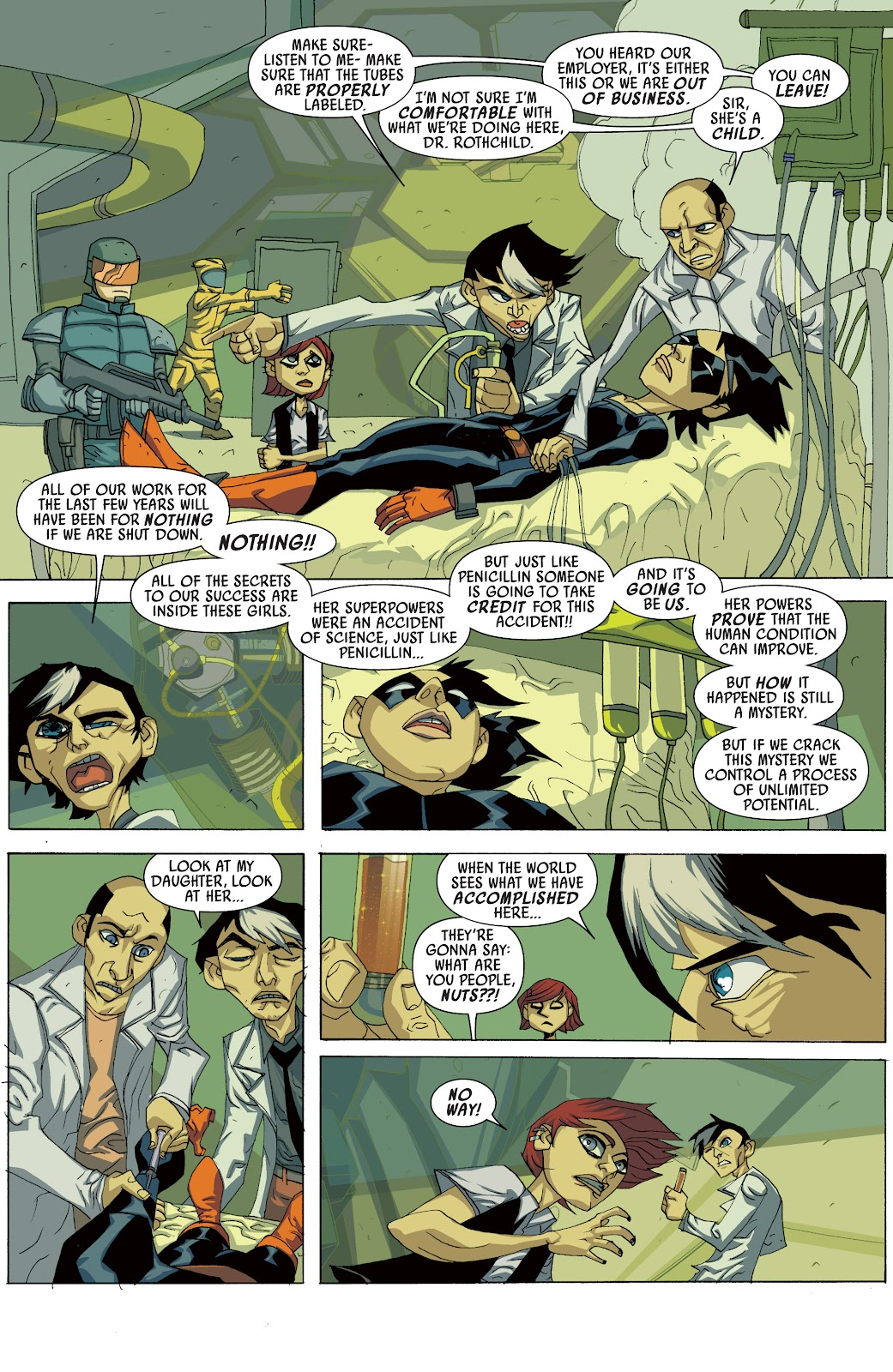 Read online Takio (2012) comic -  Issue #4 - 4