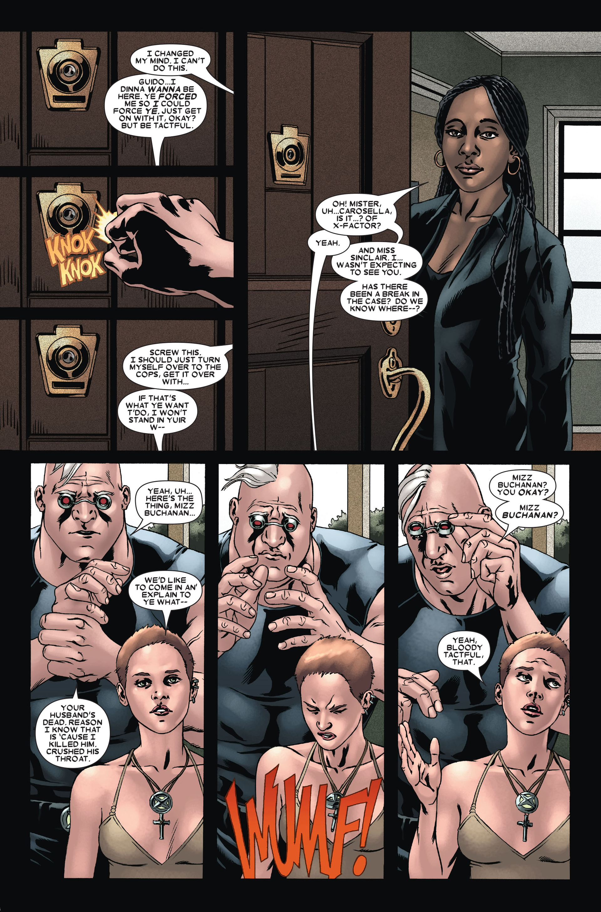 Read online X-Factor (2006) comic -  Issue #14 - 7
