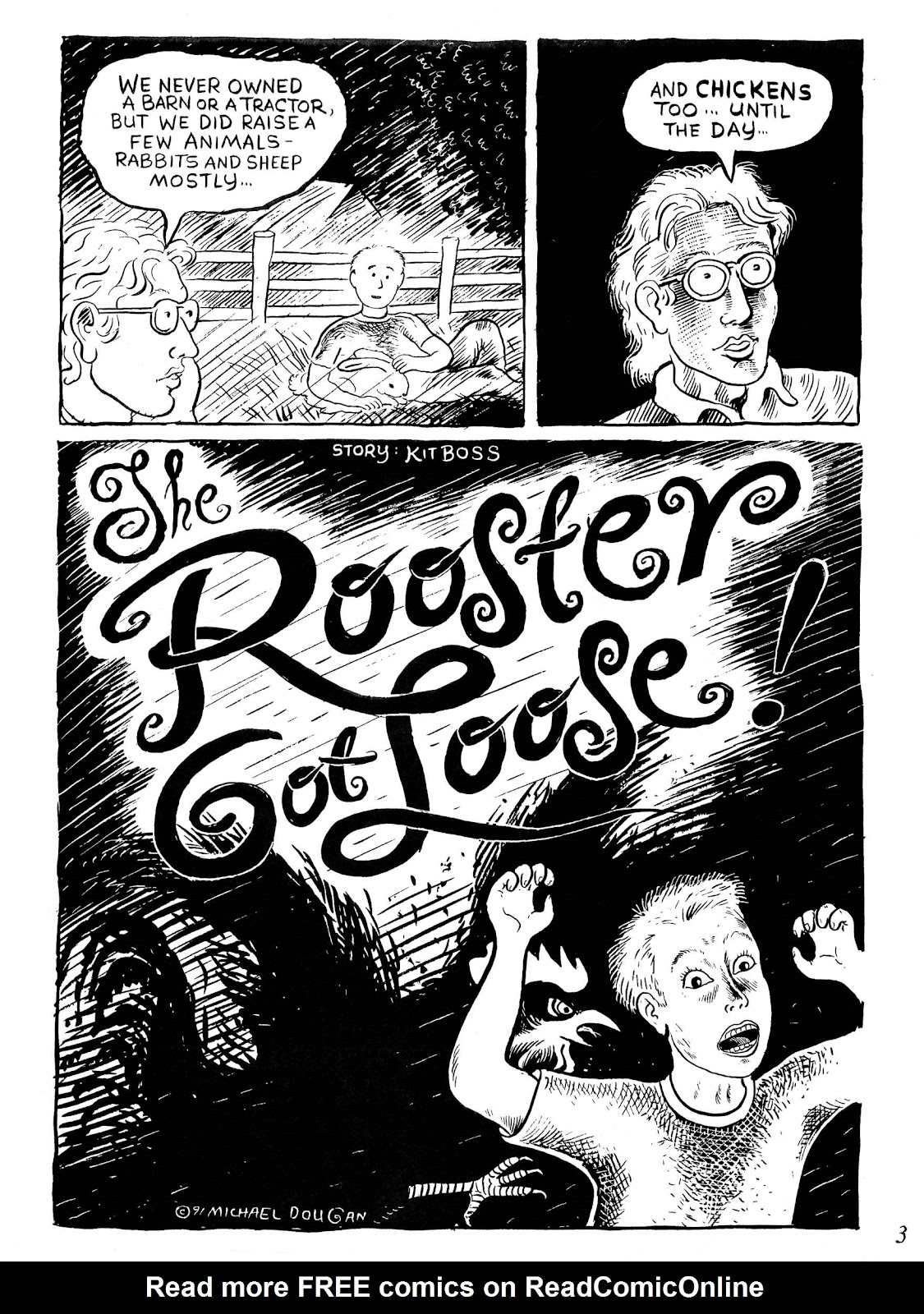 Drawn & Quarterly (1990) issue 8 - Page 5