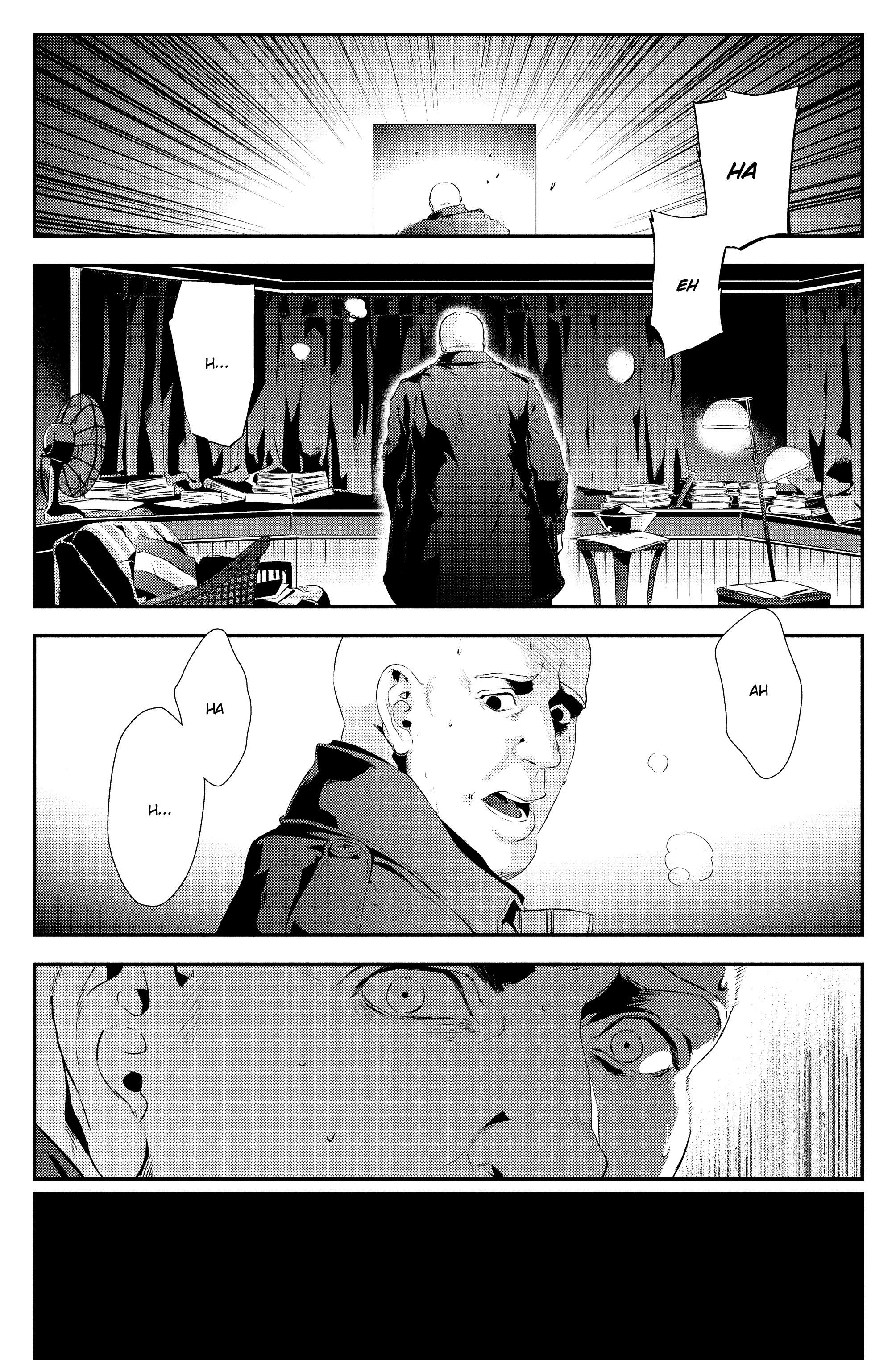 Read online Sherlock: The Blind Banker comic -  Issue #2 - 21
